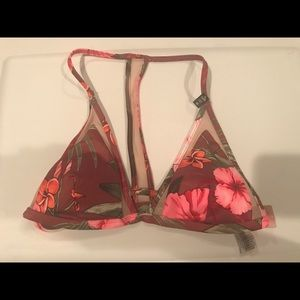 New pink Victoria secret swim set